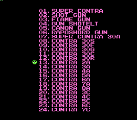 24 in 1 Super Contra | 8bbit The best Place to Play all your