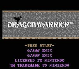 Burris Warrior (Dragon Warrior Hack)