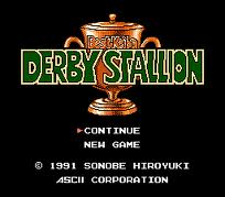 Derby Stallion - Zenkoku Han