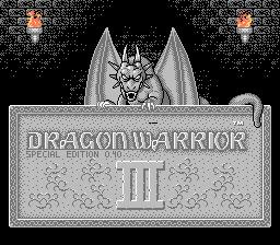 Dragon Warrior III Special Ed (Hack)