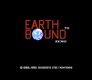Earthbound Zero (Demiforce Hack)