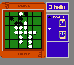 Family Computer - Othello