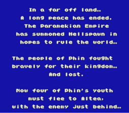Final Fantasy II Special Edition v1.03 (Hack)