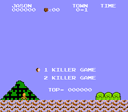 Freddy Vs Jason (SMB1 Hack)