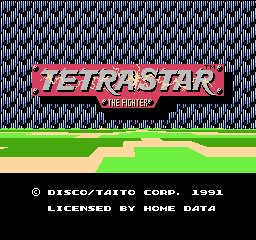 TetraStar - The Fighter