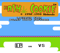 Hash Cookie (Yoshi's Cookie Hack)