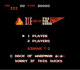 Ice Vs Joe Don Baker (Warpman Hack)