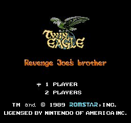 Twin Eagle - Revenge Joe's Brother