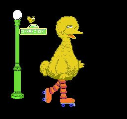 Sesame Street - Big Bird's Hide