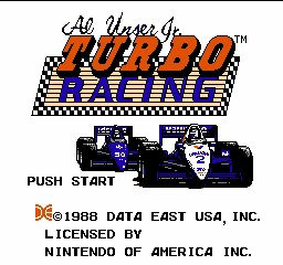 Al Unser Jr.'s Turbo Racing