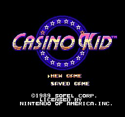 Casino Kid
