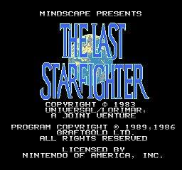 Last Starfighter, The