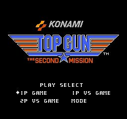 Top Gun - Second Mission