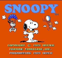 Snoopy's Silly Sports Spectacular
