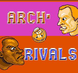 Arch Rivals - A Basket Brawl!