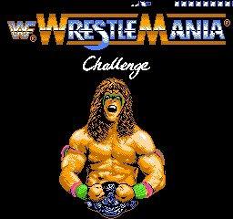 WWF - Wrestlemania Challenge