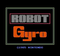Gyromite (R.O.B.)