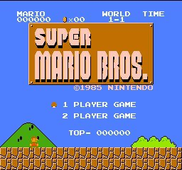 play any super mario games online