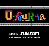 U-four-ia - The Saga