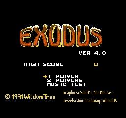 Exodus - Journey to the Promised Land
