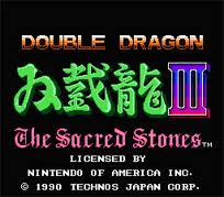 Double Dragon III – The Sacred Stones