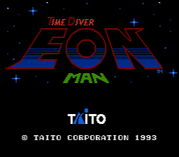 Time Diver: Eon Man